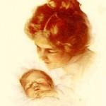 PENSAMIENTOS PARA LA MAMITA. QUÉ ES UNA MAMÁ … ? LA ESTRELLA DE LOS NIÑOS.