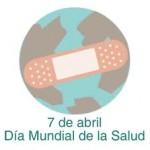 Dia 7 de abril Dia Mundial de la salud OMS con amor y amistad