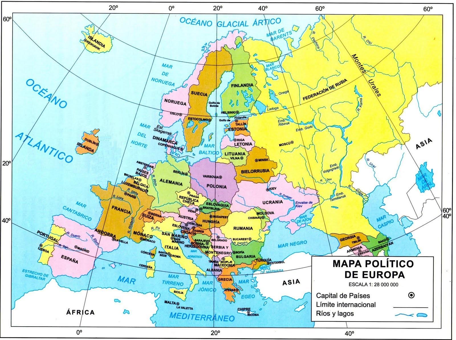 La nueva Europa