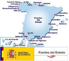 puertos del estado
