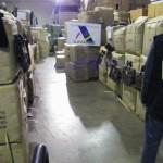 Operación 'Bella Durmiente'. La Agencia Tributaria desmantela en Valencia una gran organización china dedicada al contrabando y blanqueo