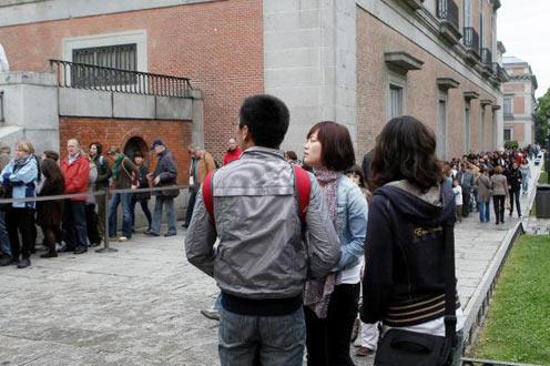 turistas enero 2013