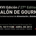 Salón de Gourmets del 8 al 11 de abril, IFEMA (Madrid).