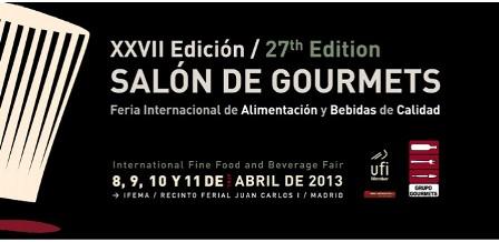 salon gourmets 2013