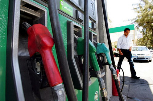 gasolina La inflacin se modera en abril, hasta el 1,4% en tasa anual