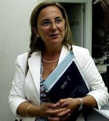 Irene Garrido se incorpora como nueva presidenta del ICO