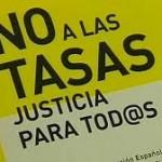 Justicia estudia dispensar del pago de tasas judiciales también a PYMES y autónomos