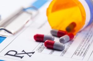 pastillas por la mesa